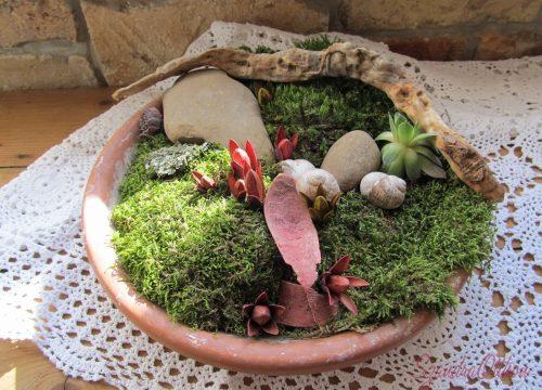 Tavaszvárás Andi egyedi növénykreációival I. rész