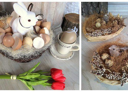 """Húsvéti dekorációk, műhelytitkok a """"HA Térdekor"""" – tól"""
